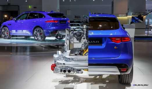Jaguar Land Rover 2015 Frankfurt IAA Mega Gallery 35