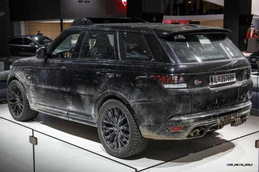Jaguar Land Rover 2015 Frankfurt IAA Mega Gallery 90