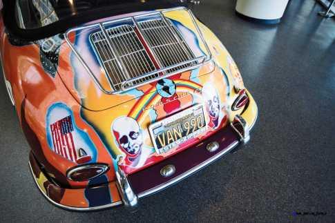 Janis Joplin 1964 Porsche 356C 22