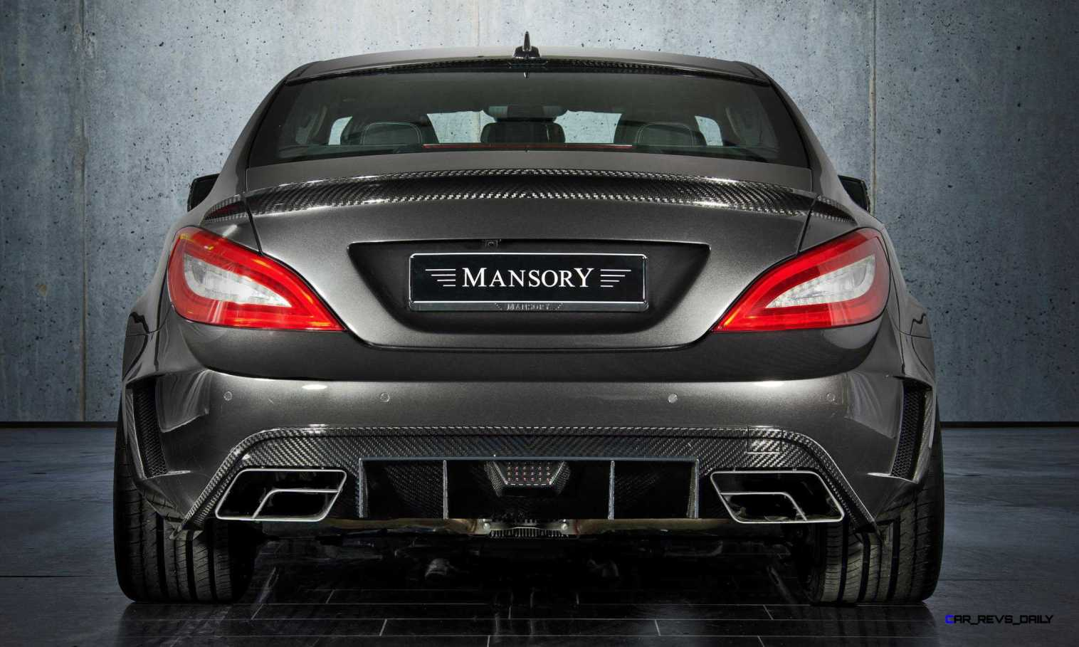 MANSORY CLS63 2