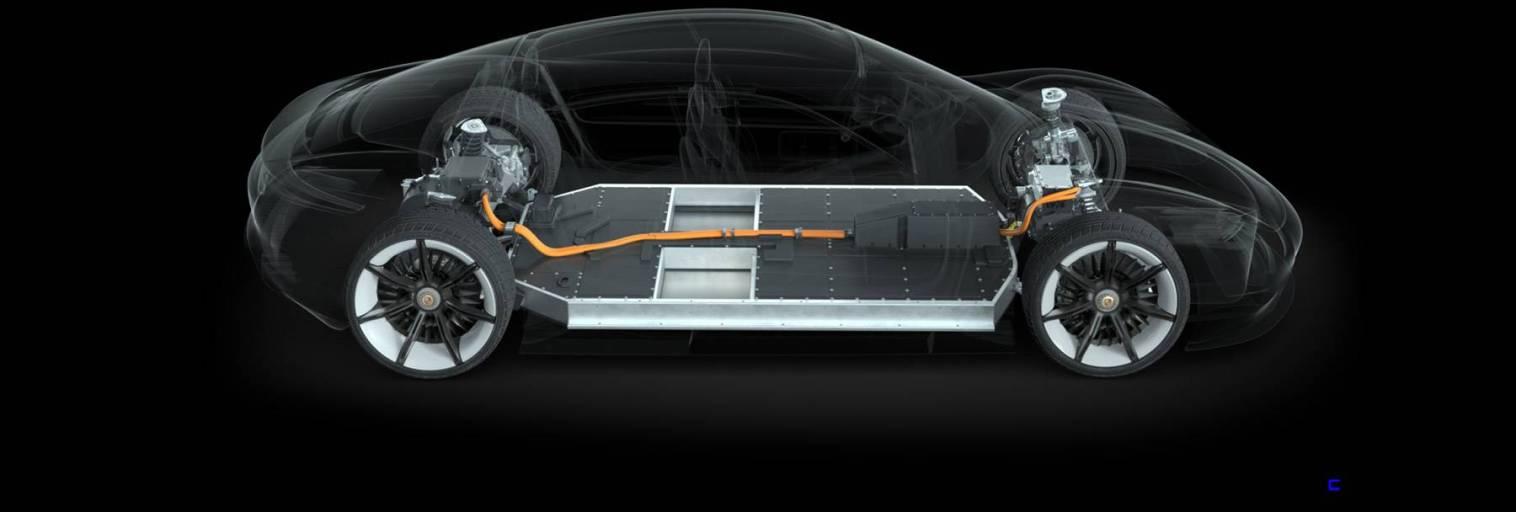 Porsche Mission E 17