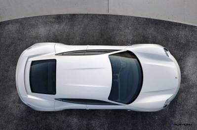 Porsche Mission E 3