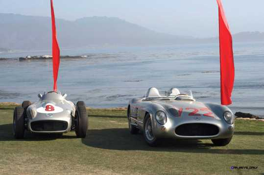 Top 20 MOST WANTED Supercars from Pebble Beach 2015 109
