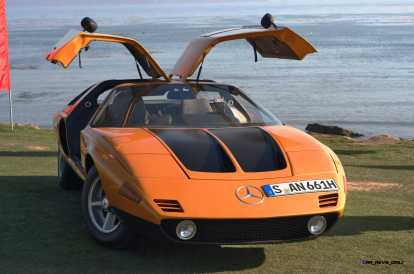 Top 20 MOST WANTED Supercars from Pebble Beach 2015 121