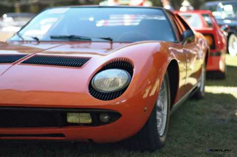 Top 20 MOST WANTED Supercars from Pebble Beach 2015 13