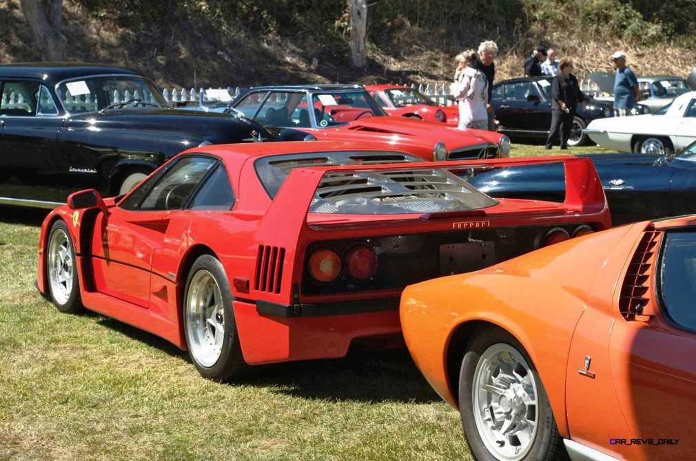 Top 20 MOST WANTED Supercars from Pebble Beach 2015 14