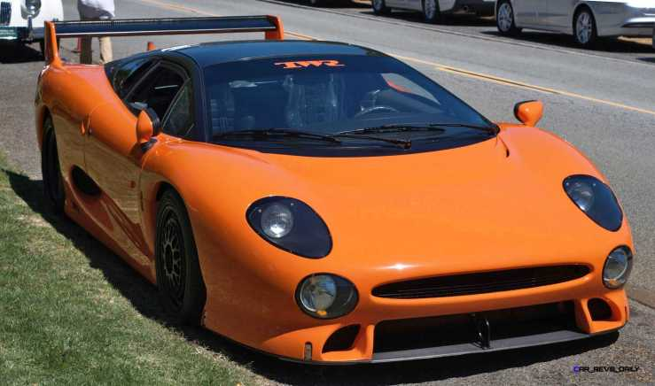 Top 20 MOST WANTED Supercars from Pebble Beach 2015 17