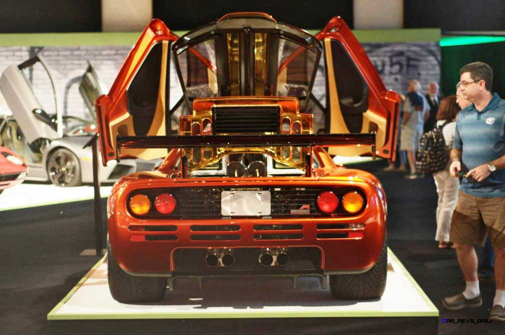 Top 20 MOST WANTED Supercars from Pebble Beach 2015 3