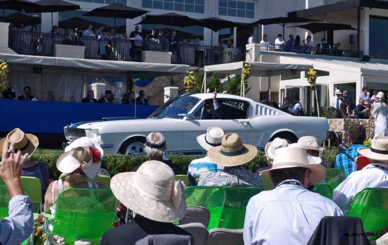 Top 20 MOST WANTED Supercars from Pebble Beach 2015 78