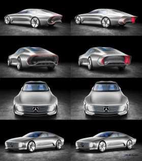Update1 - 2015 Mercedes-Benz Concept IAA + Frankfurt S-Class Cabrio Reveal 39-tile