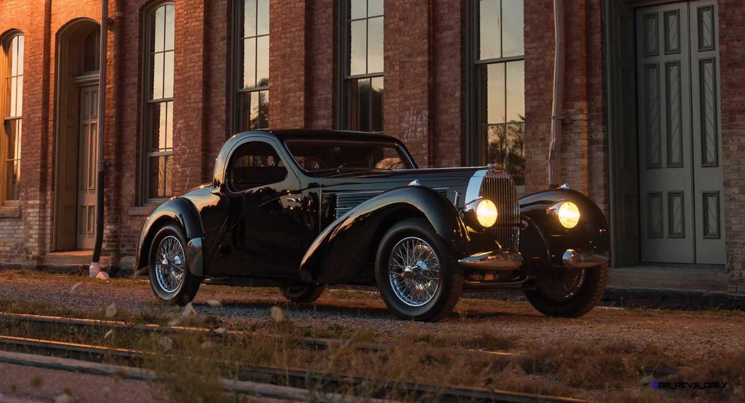 1938 Bugatti Type 57C Atalante 1