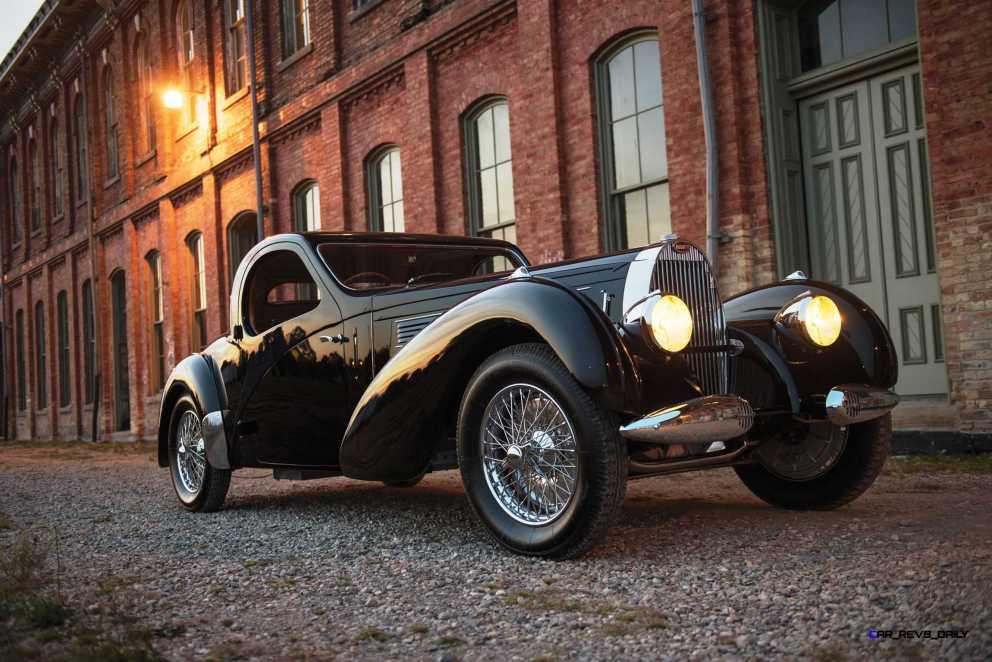 1938 Bugatti Type 57C Atalante 34