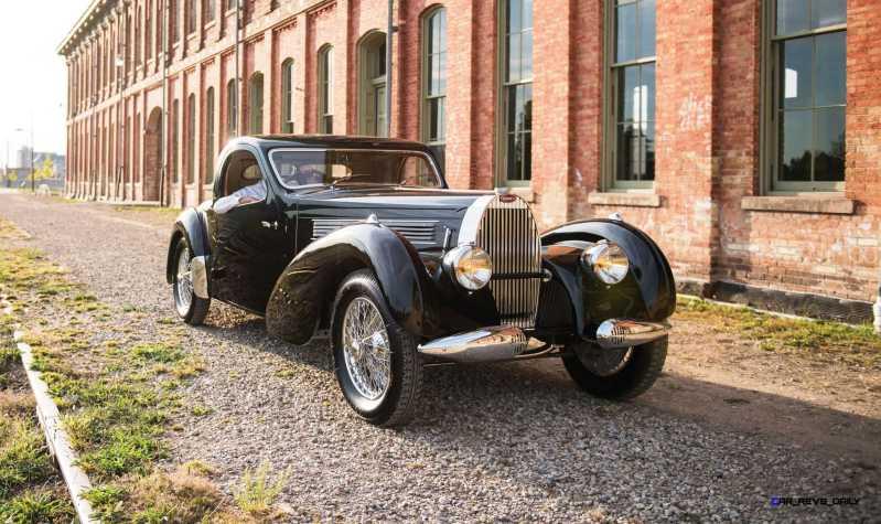 1938 Bugatti Type 57C Atalante 37