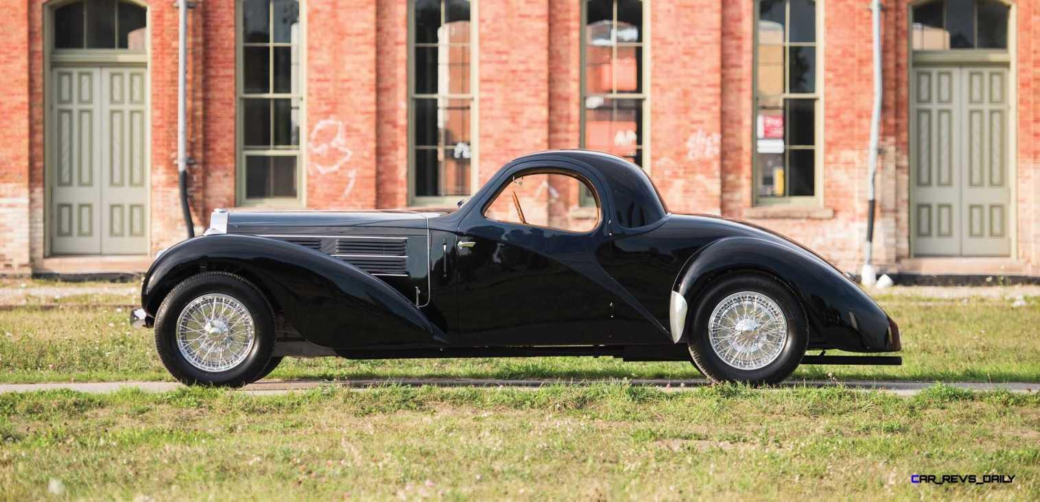 1938 Bugatti Type 57C Atalante 5