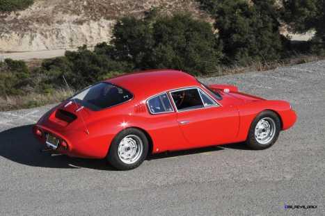 1962 APAL-Porsche 1600 GT Coupe 2