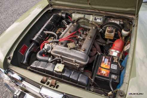 1966 Alfa Romeo Giulia Super POLIZIA SQUADRA VOLANTE 26