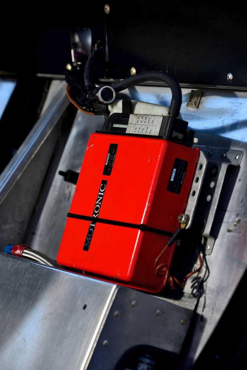 1989 Porsche 962 Miller High Life Racer 76