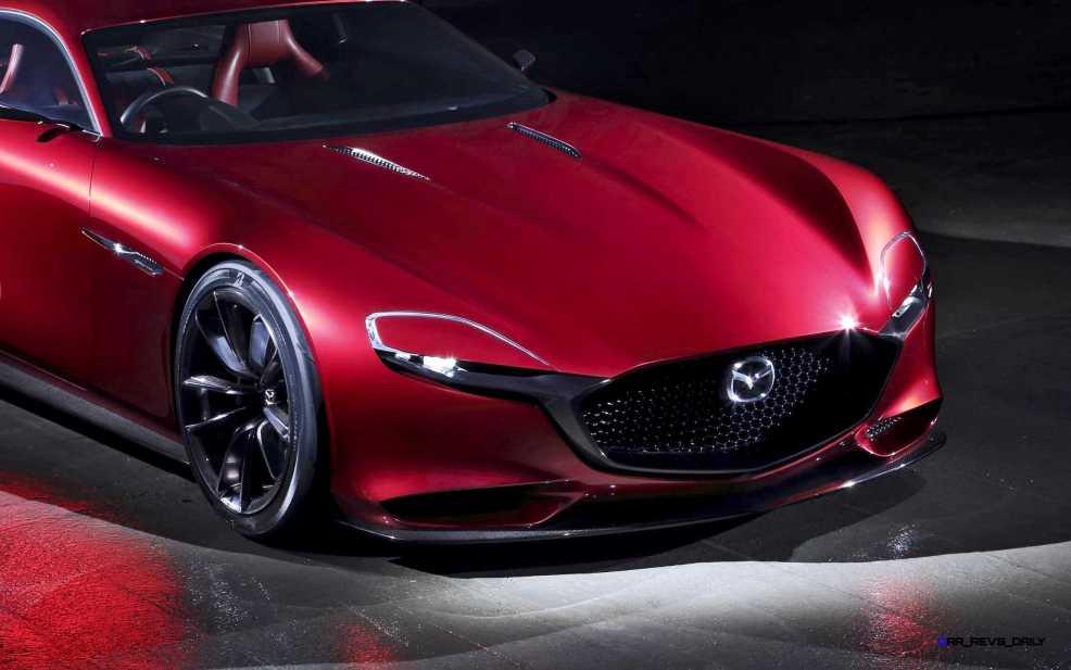 2015 Mazda RX-VISION Concept 11