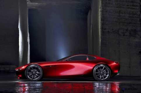 2015 Mazda RX-VISION Concept 6
