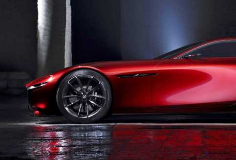 2015 Mazda RX-VISION Concept 7