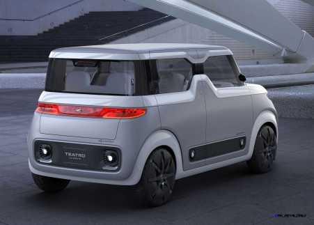 2015 Nissan TEATRO for DAYZ 12