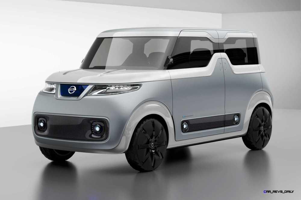 2015 Nissan TEATRO for DAYZ 4