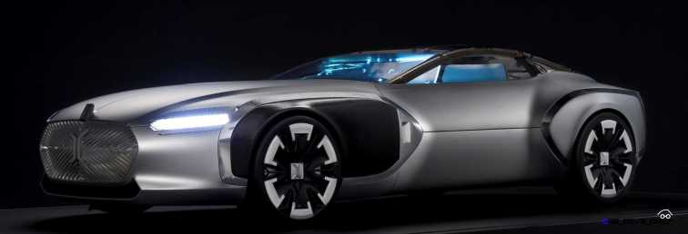 2015 Renault COUPE CORBUSIER 20