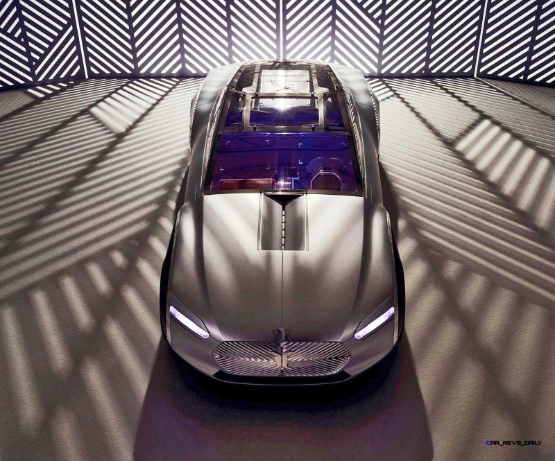 2015 Renault COUPE CORBUSIER Concept 12