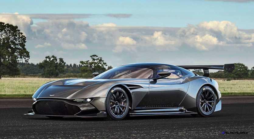 2016 Aston Martin VULCAN meets Avro VULCAN Bomber 7