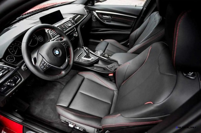 2016 BMW 340i M Sport INTERIOR 1
