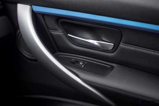 2016 BMW 340i M Sport INTERIOR 11
