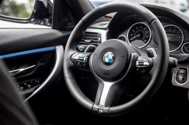 2016 BMW 340i M Sport INTERIOR 14