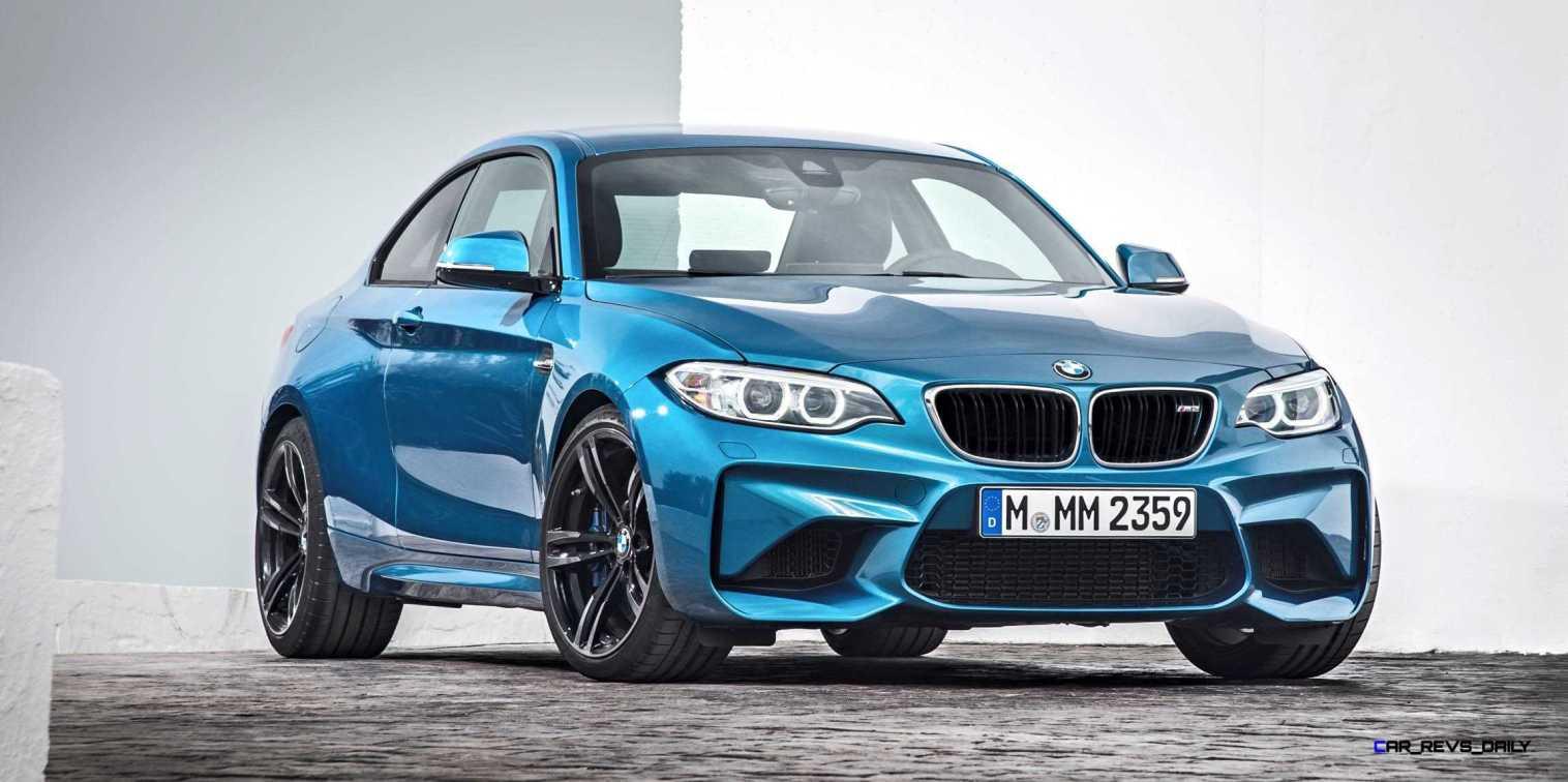 2016 BMW M2 10