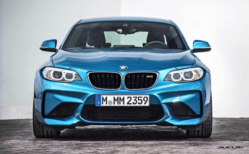 2016 BMW M2 14