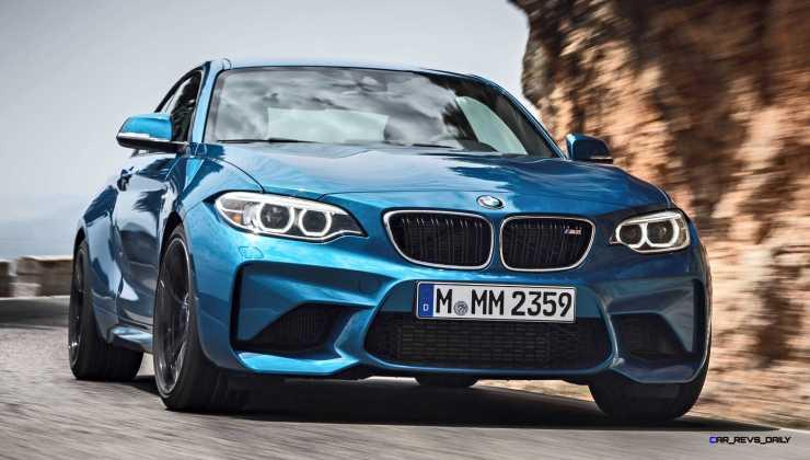 2016 BMW M2 20