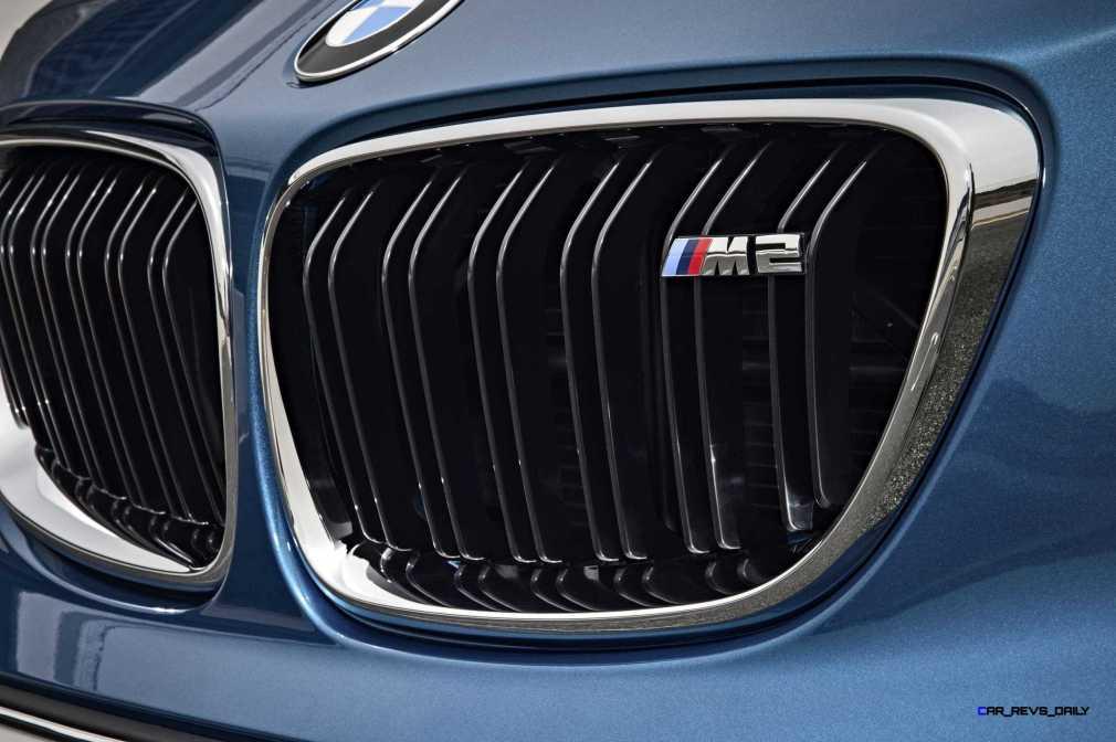 2016 BMW M2 24