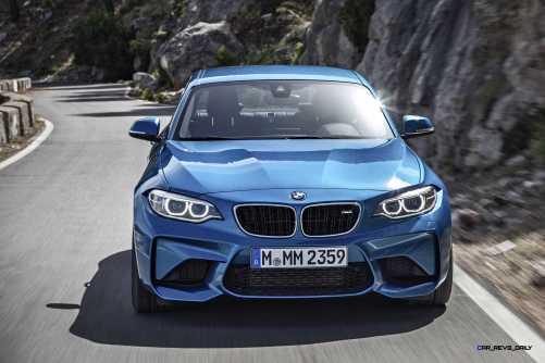 2016 BMW M2 31