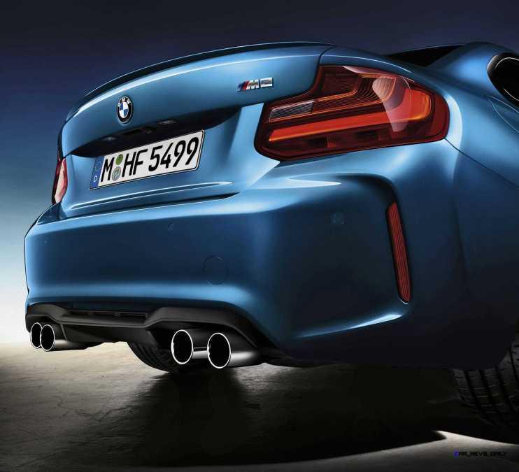2016 BMW M2 57