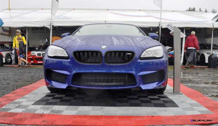 2016 BMW M6 Convertible - San Merino Blue 5
