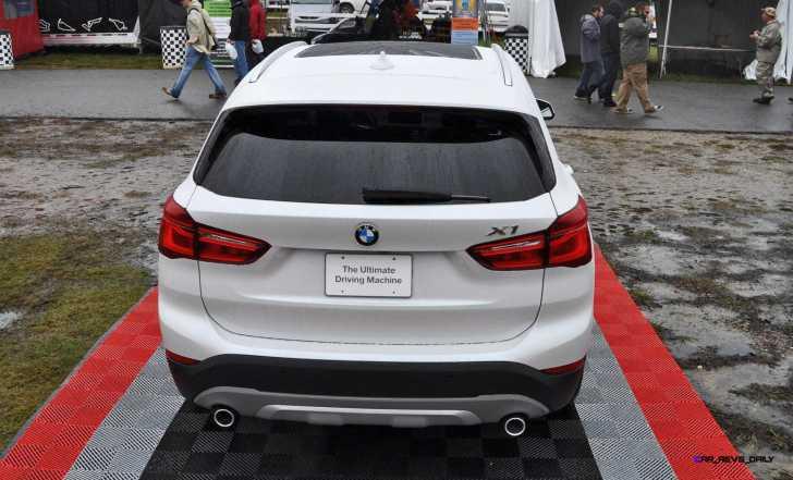 2016 BMW X1 Alpine White 13