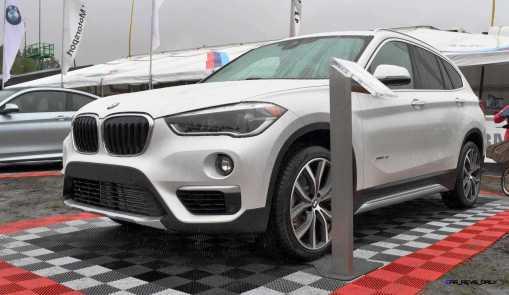 2016 BMW X1 Alpine White 2