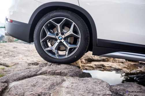 2016 BMW X1 xDrive28i Copper Canyon Mexico 37