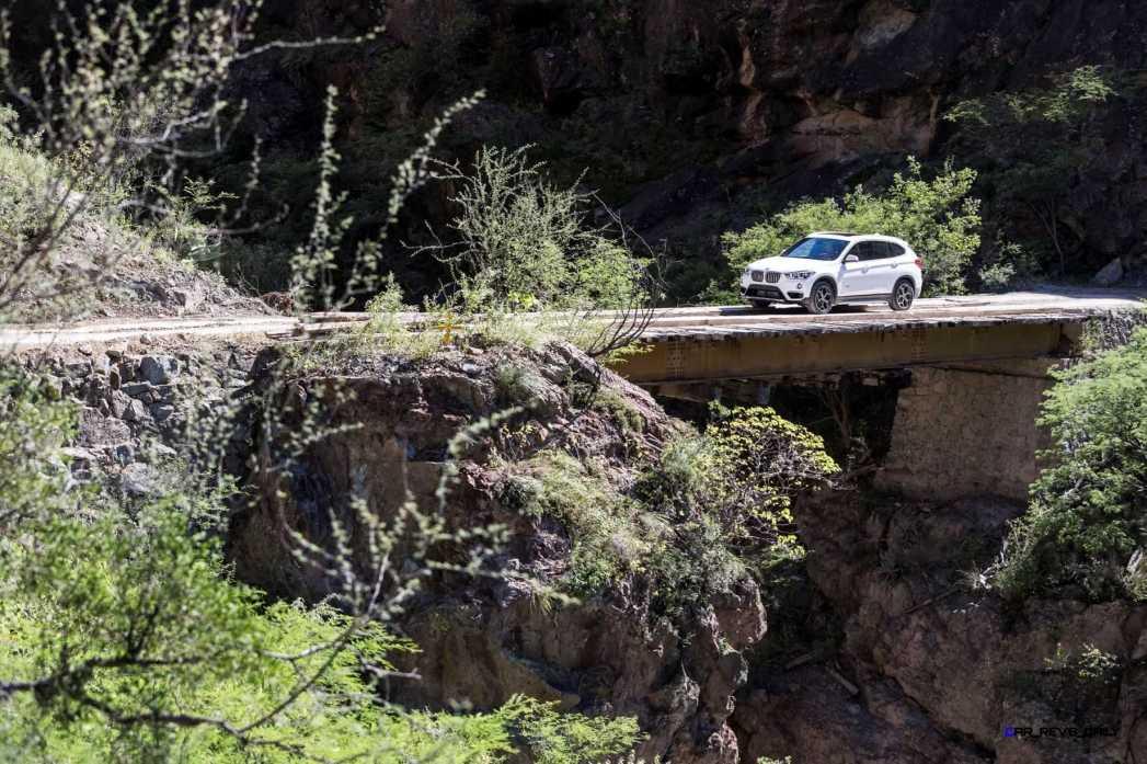 2016 BMW X1 xDrive28i Copper Canyon Mexico 51