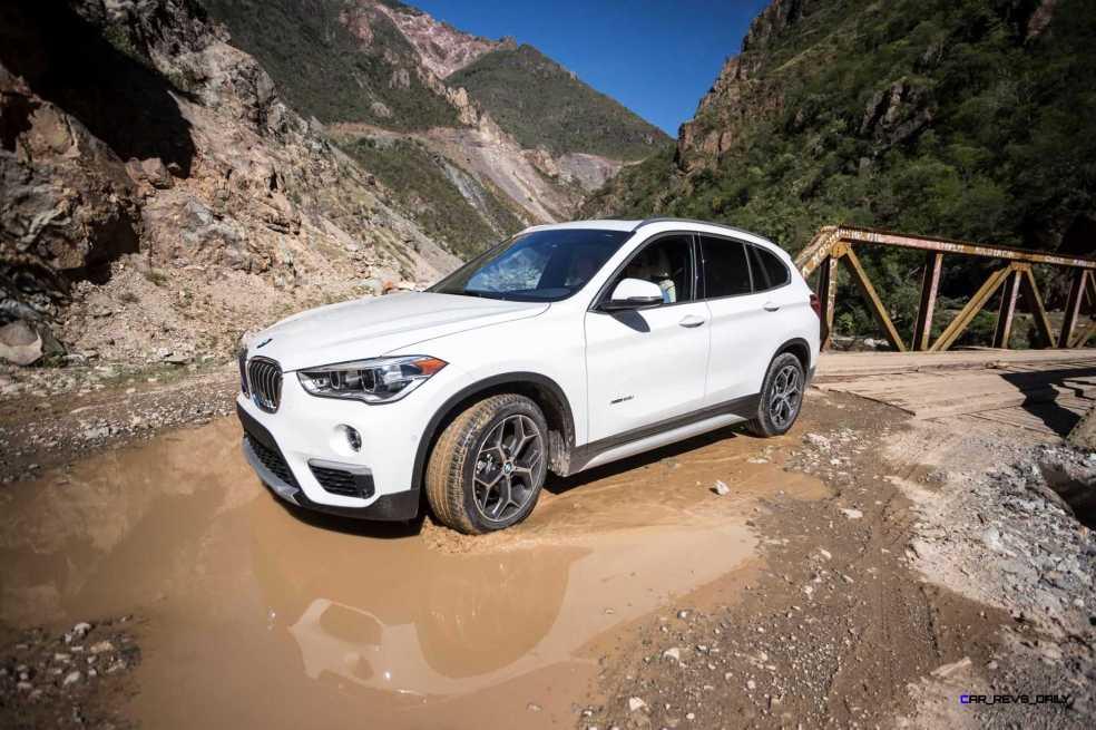 2016 BMW X1 xDrive28i Copper Canyon Mexico 59