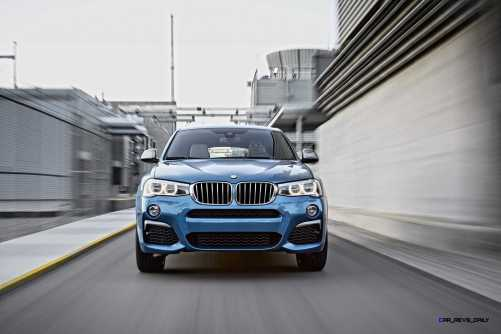 2016 BMW X4 M40i 12