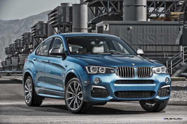 2016 BMW X4 M40i 40