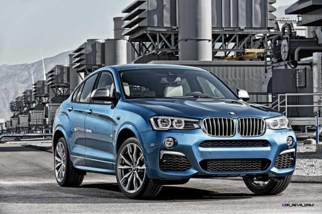 2016 BMW X4 M40i 41