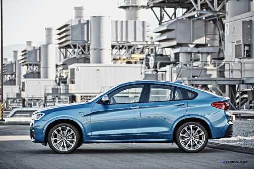 2016 BMW X4 M40i 43