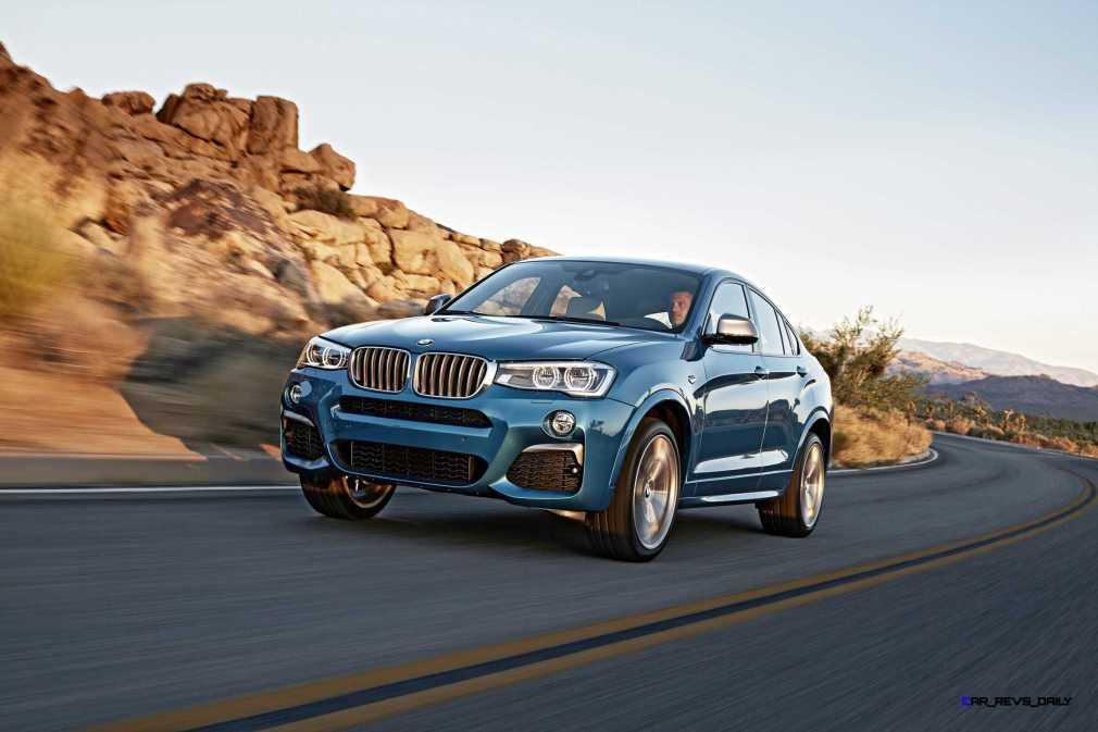 2016 BMW X4 M40i 6