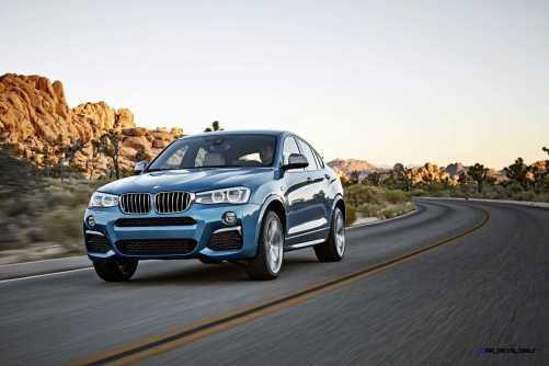 2016 BMW X4 M40i 9